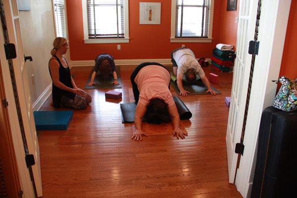Yoga Classes at Focus